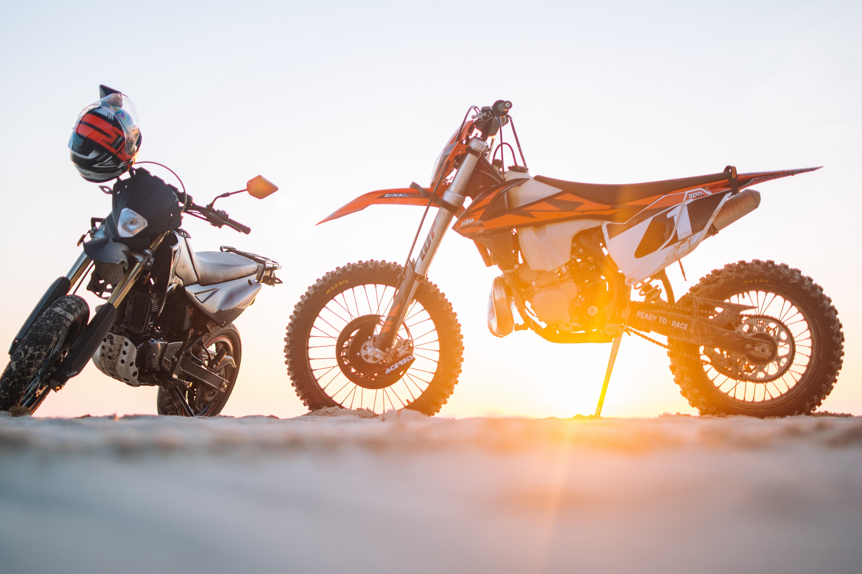 Apprendre à piloter pendant un stage moto
