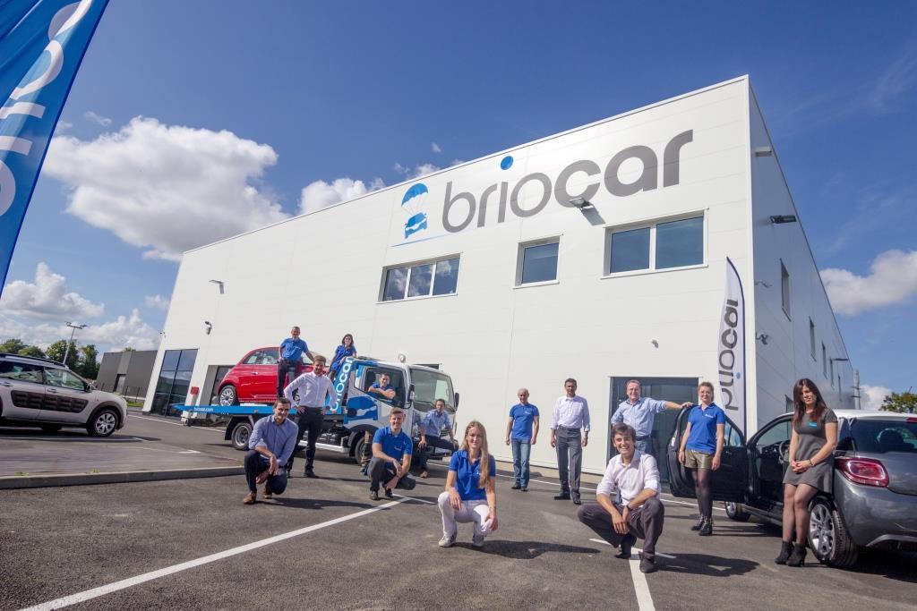 Business Case BRIOCAR : Un distributeur automobile 100% dématérialisé